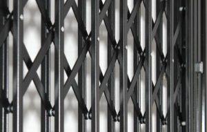 Slider security gates.