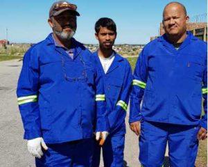 An image of Ronoco Staff